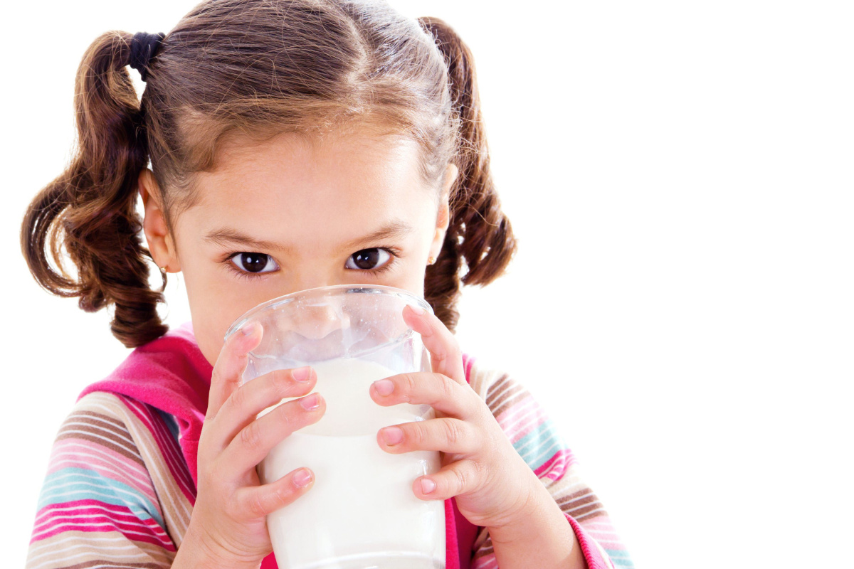 Benefits of Milk For Children
